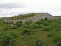 Cisterna a tetto sulla Murgia Timone