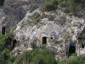 Grotte nella Gravina di Massafra