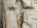 Incisione rupestre sul Masso di Terrinca nelle Alpi Apuane