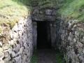 Tumulo etrusco a Castellina in Chianti