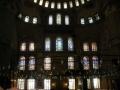 Vetrate della Moschea Blu a Istambul
