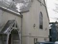 Chiesa trasformata in abitazione