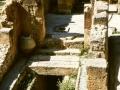 Particolare di cisterna a Cartagine