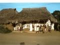 Abitazioni del villaggio