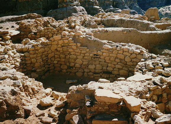 Villaggio neolitico di Al Bheida (Giordania)