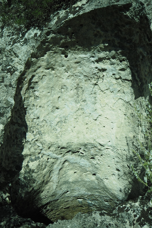 Gravina di Palagianello (TA) Chiesa rupestre di Santa Lucia