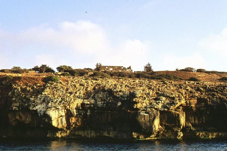 La Basilica di Santa Salsa vista dal mare