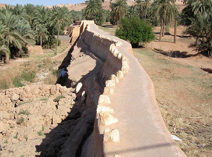 Diga di Beni Isguen (Algeria)