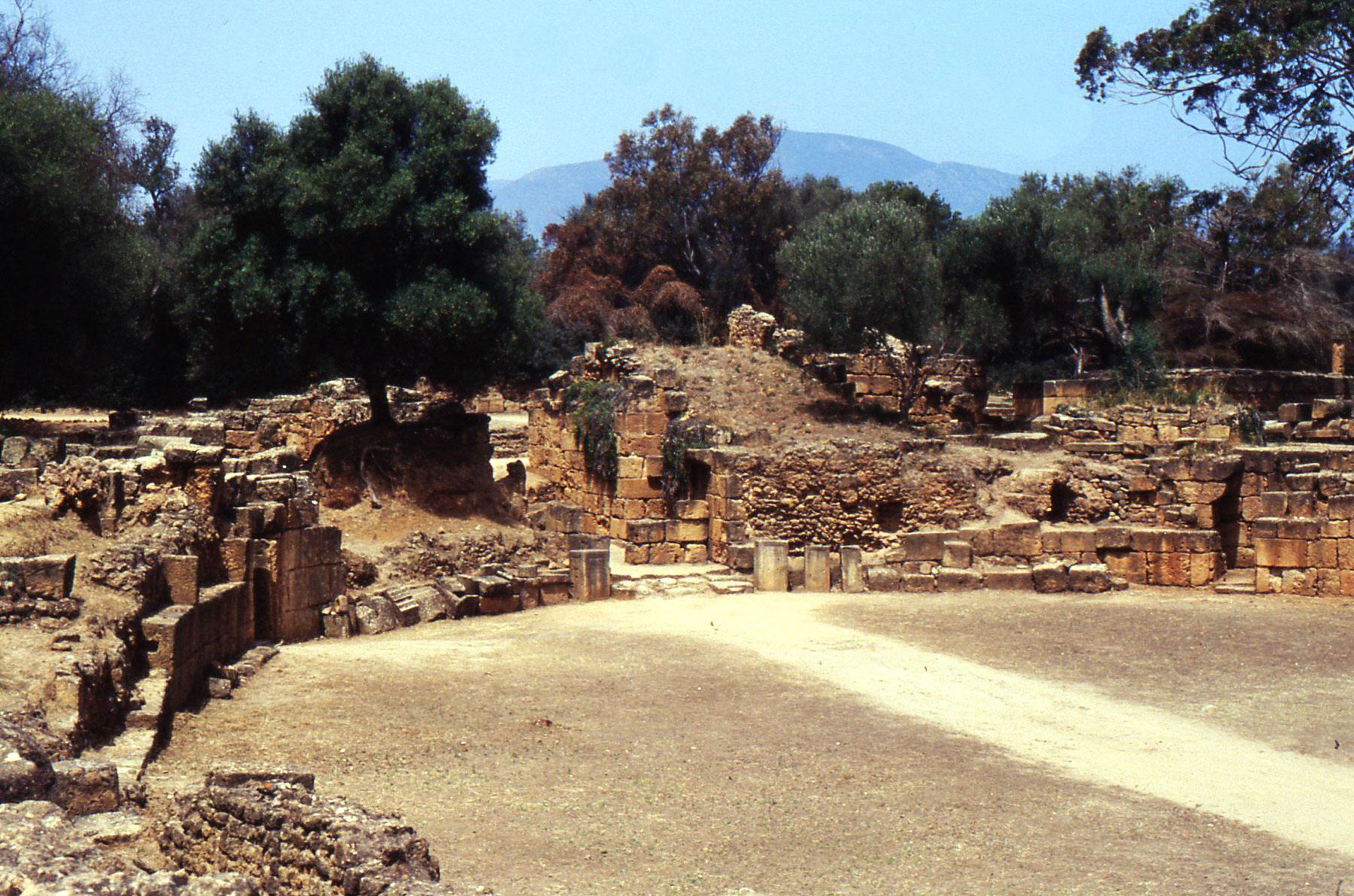 L'anfiteatro