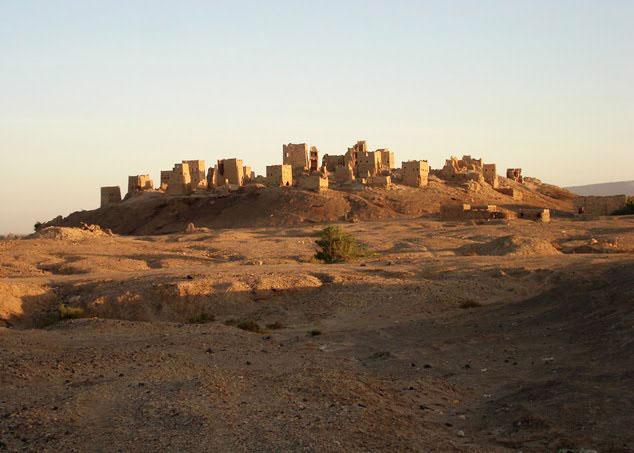 Acropoli Marib