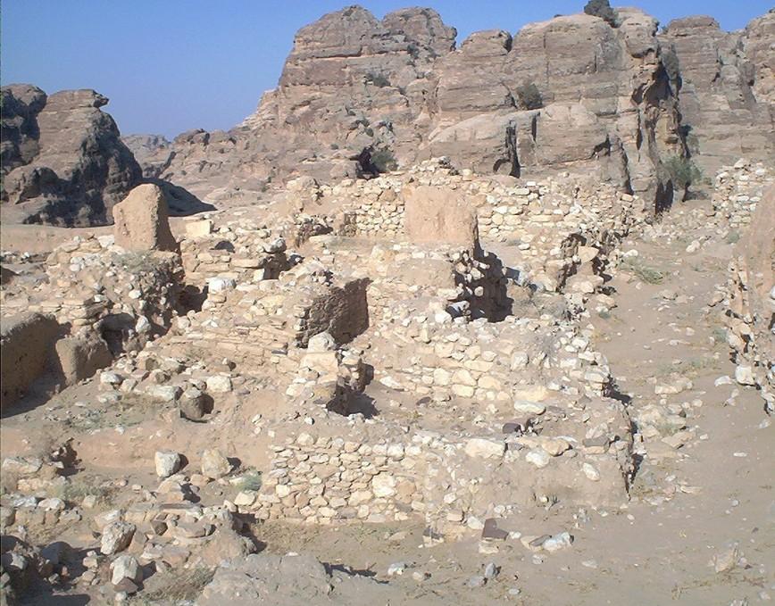 Villaggio neolitico di Al Bheida ( Giordania)