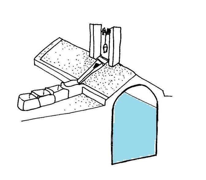 17B cisterna tetto
