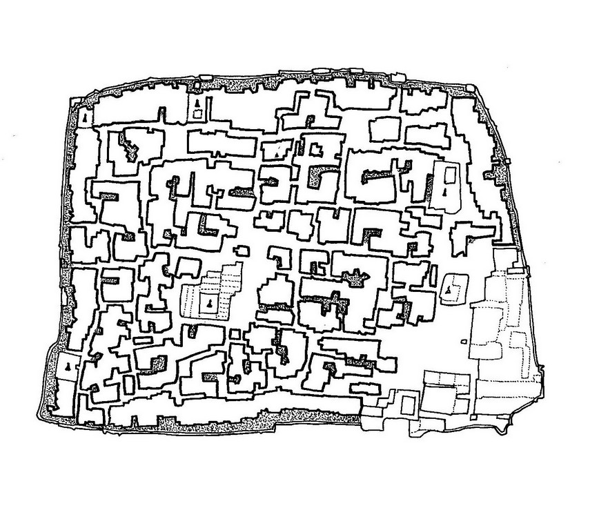 37 plan Shibam