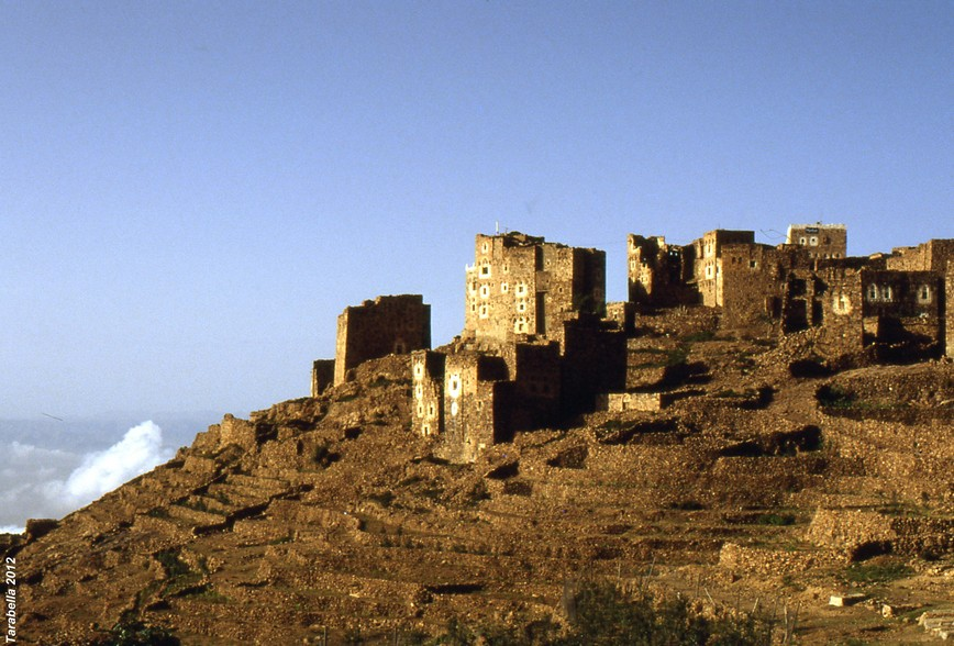 Terrazzamenti di Shaharah