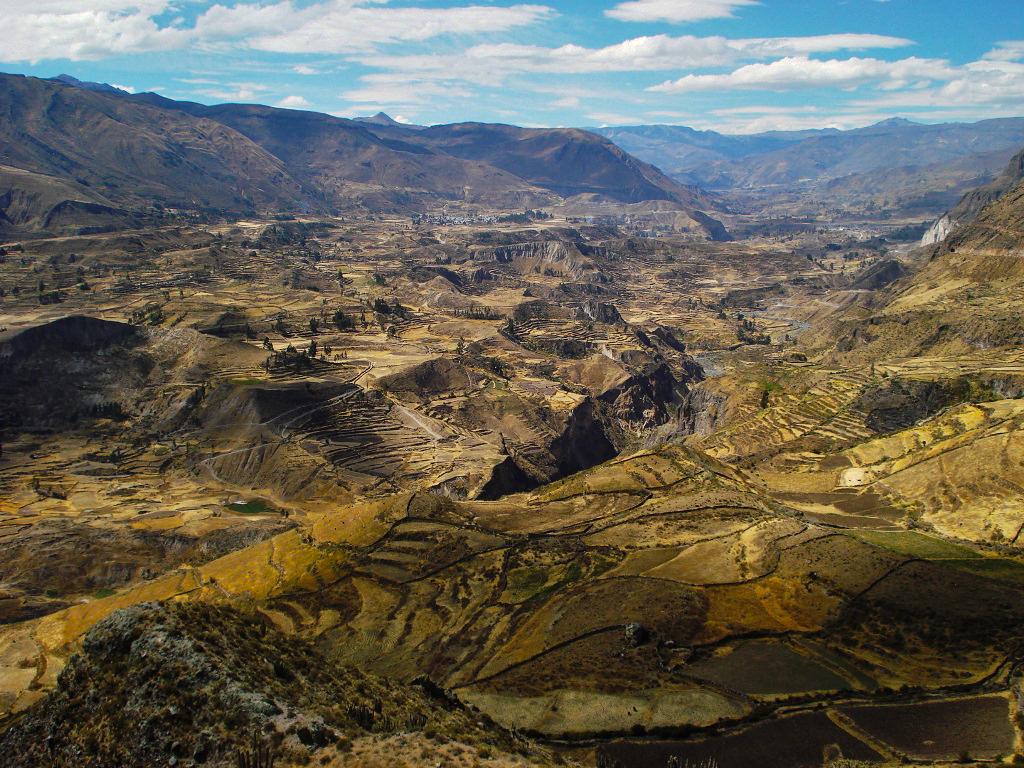 Colca Valley Perù