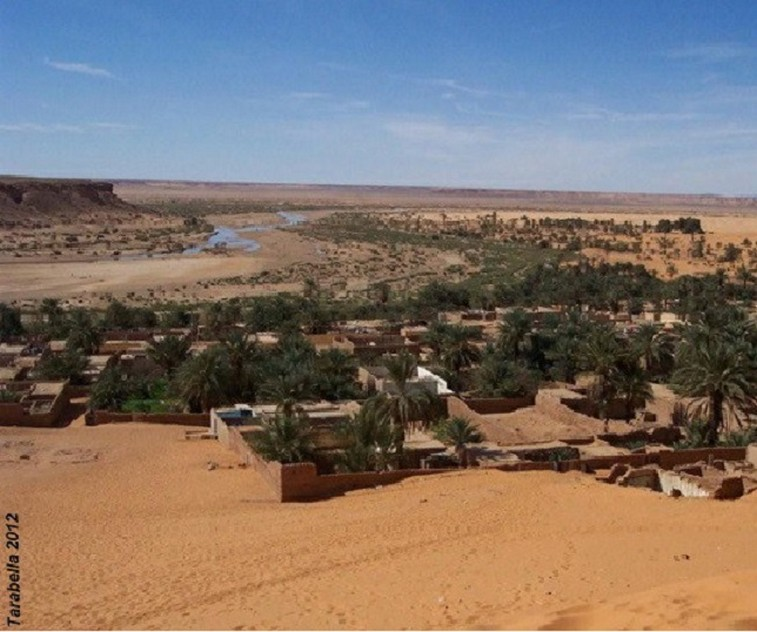 Beni Abbes (Oued Saoura - Algeria)