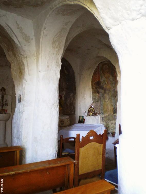 Madonna delle 7 Lampade - interno