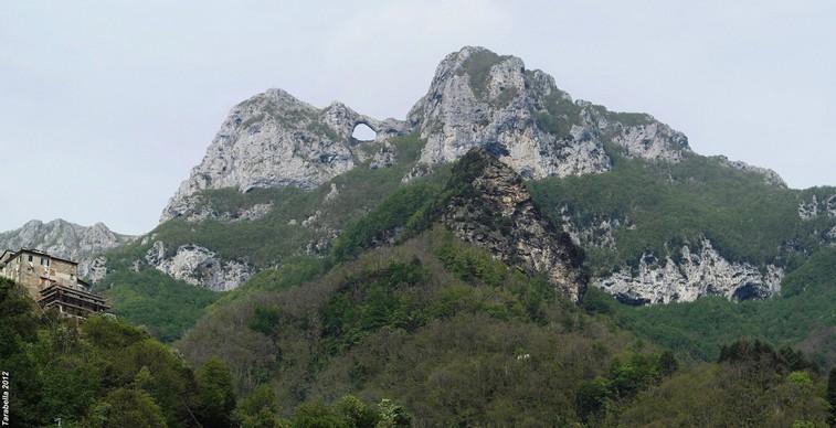 Monte Forato - Alpi Apuane