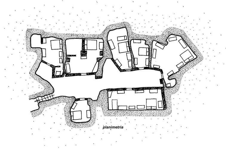 Quartiere ipogeo a Matera