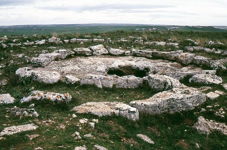 Monumento a doppio cerchio di Murgia Timone (Matera)