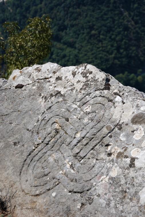 Nodo di Salomone (foto di Stefano Pucci)
