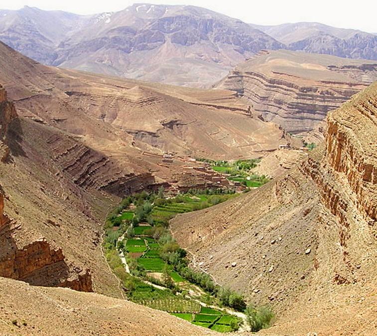 Valle di Dades