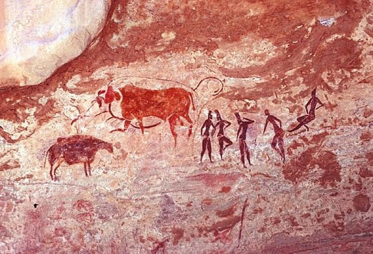 Pangea incisioni e pitture rupestri for Immagini di murales e graffiti