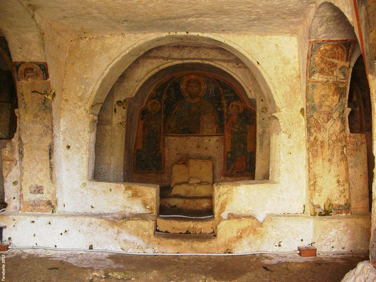 San Nicola - affreschi