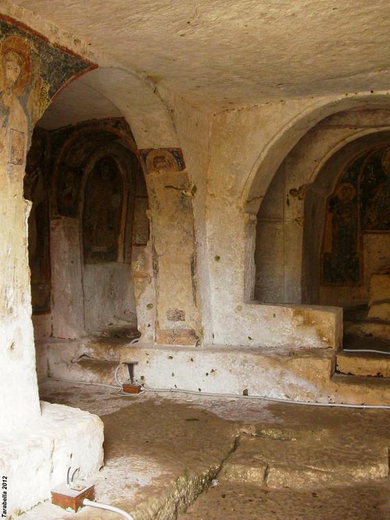 Interno chiesa San Nicola