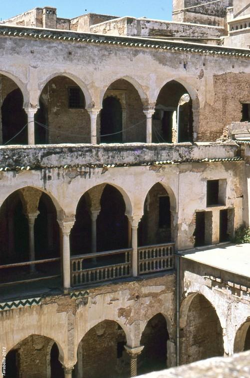 Harem nella Casbah di Algeri