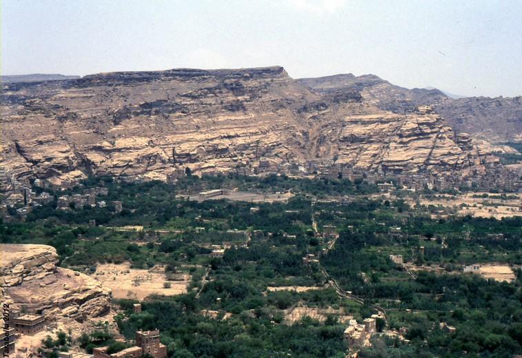 Wadi Dhar (strada-torrente)