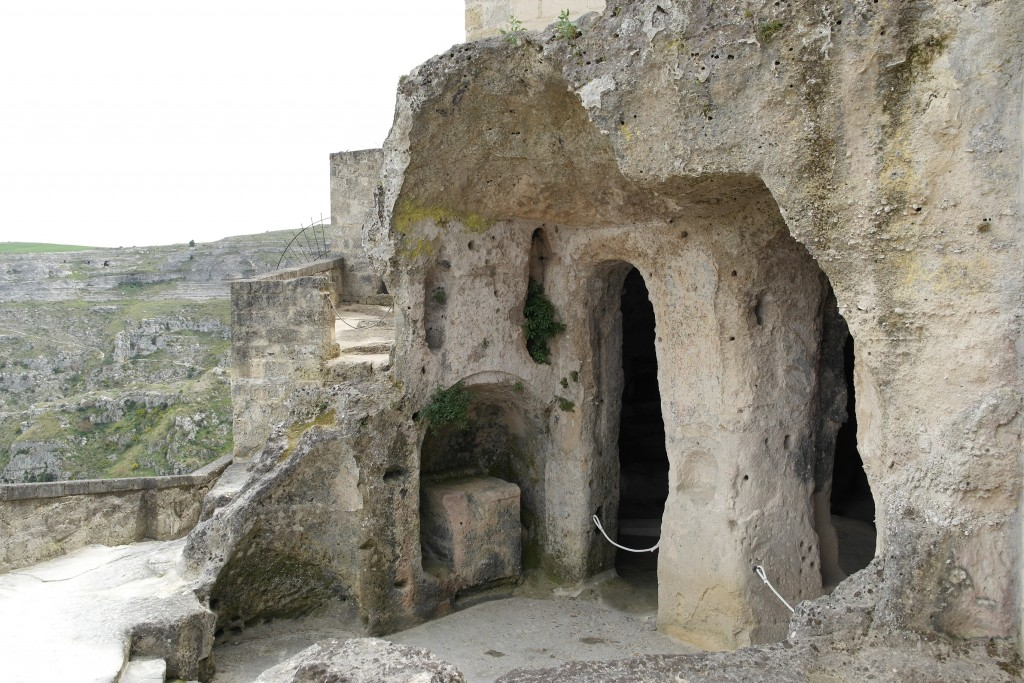 San Nicola dei Greci - Il Nartece