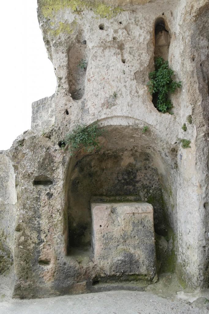 Ambone di S.Nicola dei Greci (Matera)
