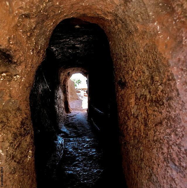16 tunnel