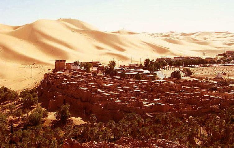 Algeria-Taghit