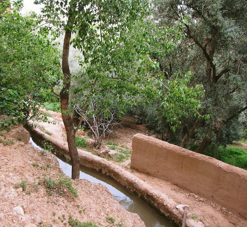 Canali in Marocco