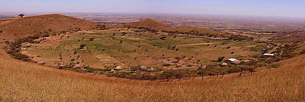 villaggio Rift Valley