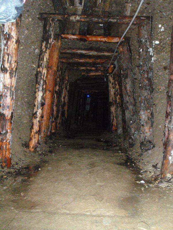 Le palificazioni per la messa in sicurezza del tunnel