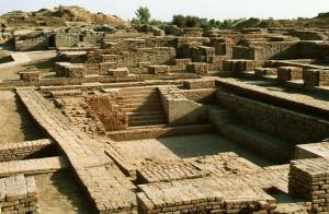 Mohenjo-Daro il grande bagno