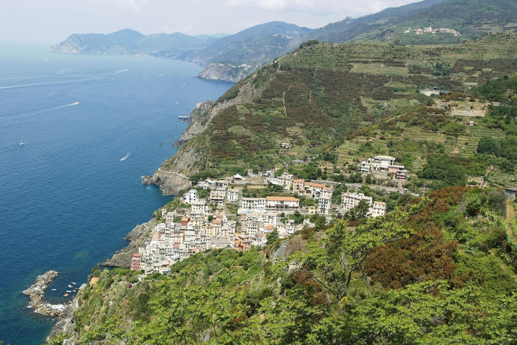 Le Cinque Terre (Liguria)