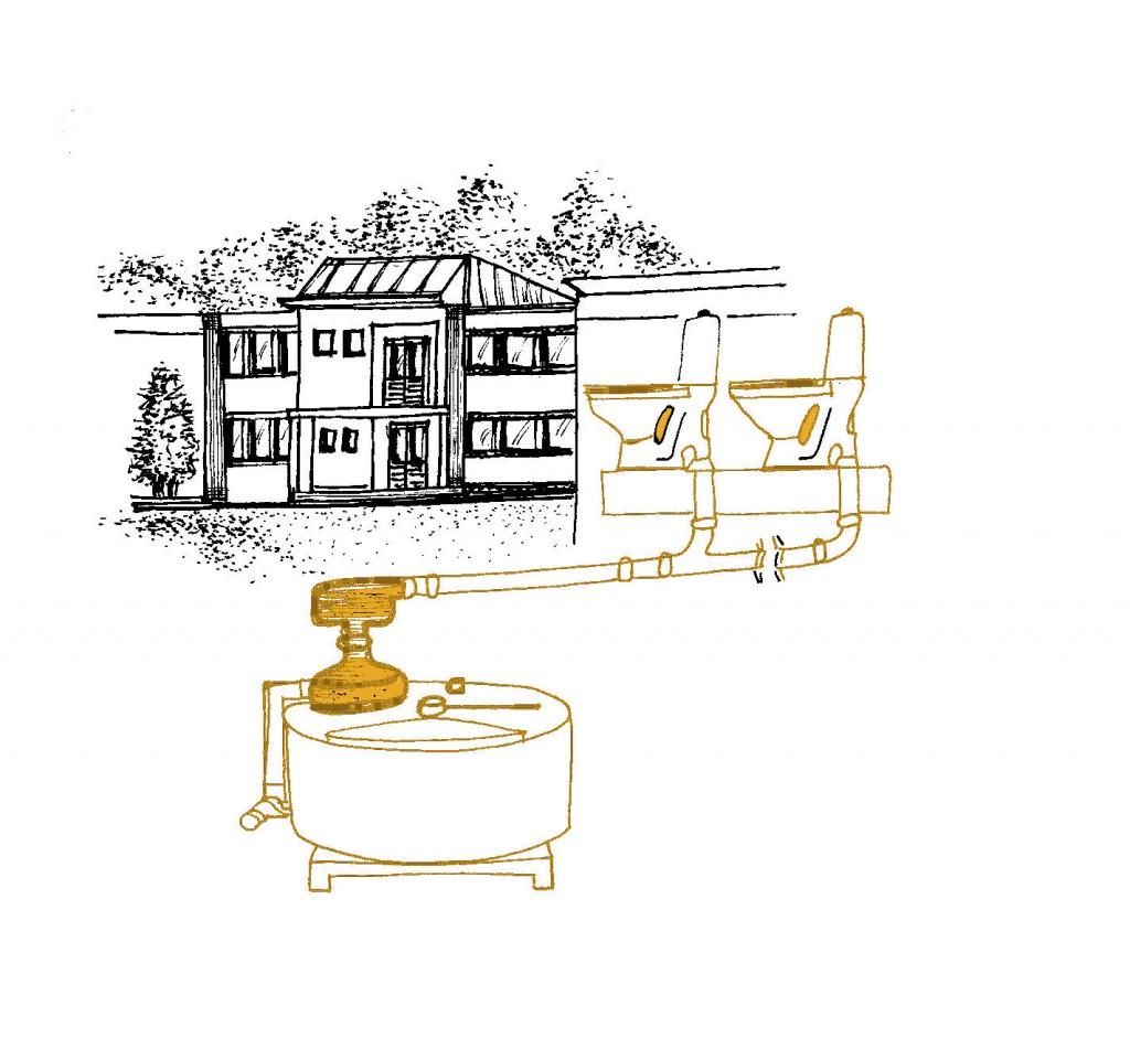 Sistema Aquatron per condomini
