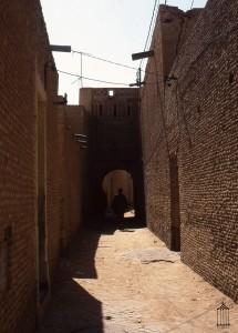 La medina di Tozeur (Tunisia)