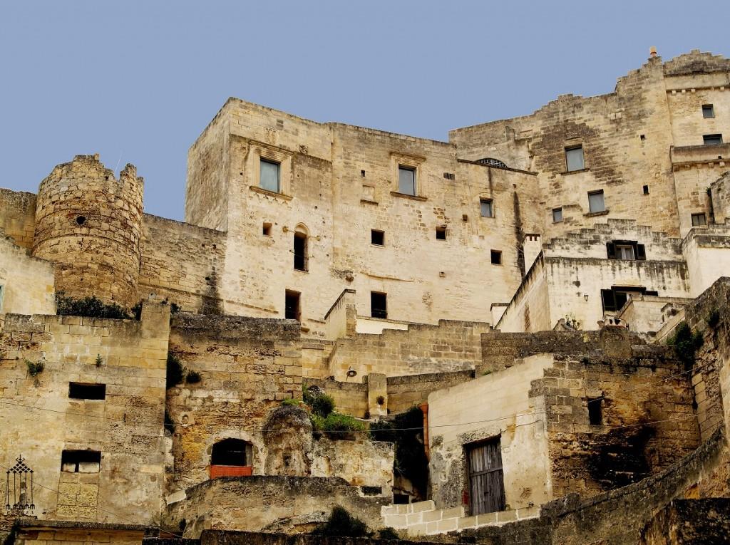 La Civita di Matera (Basilicata)