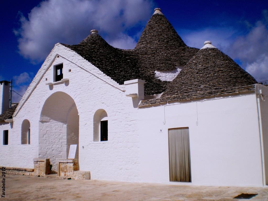 Trullo Sovrano - Alberobello (Puglia)