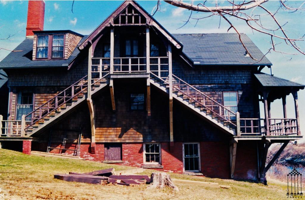 Farmhouse - New England (Stati Uniti)