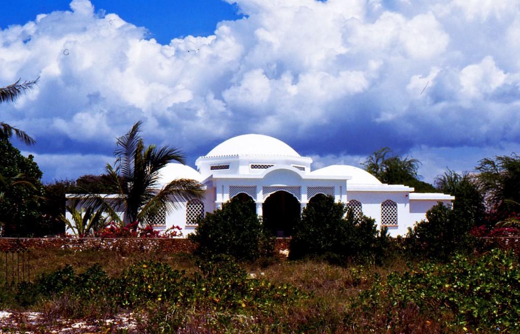 Architettura araba (Kenya)