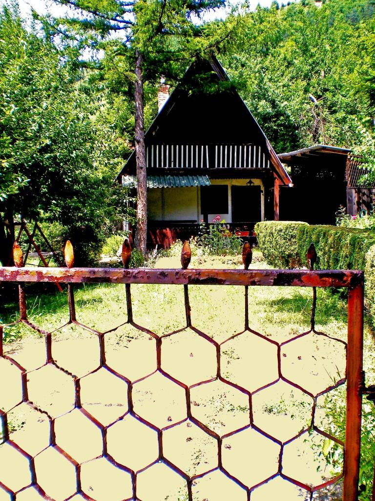 Abitazione tradizionale di Visoko (Bosnia)