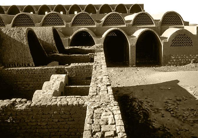 New Baris village (Egitto)