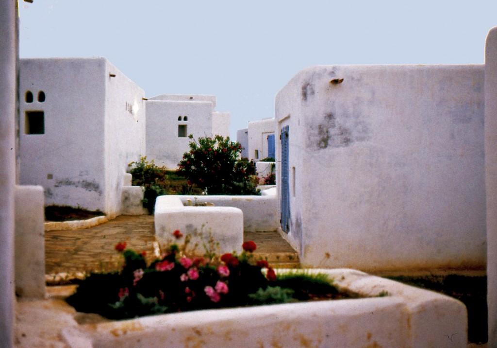 Villaggio algerino (Algeria)