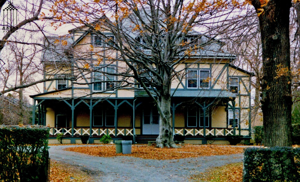 Abitazione in stile ''stick'' ( Newport R.I.)